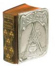 image: tiny book