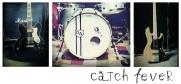image: catch fever music logo