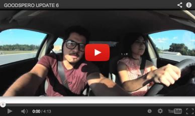image: Goodspero Indiegogo Crowdfund Update 6 Video
