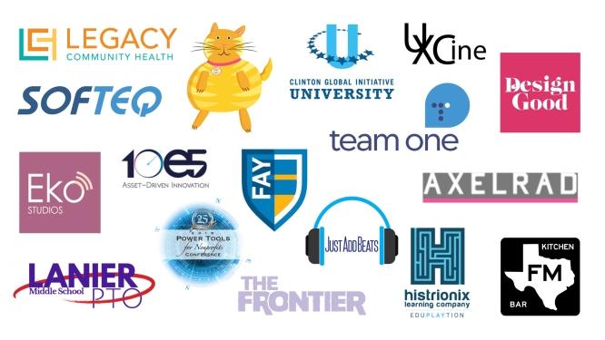 Client & partner logos